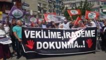 İstanbul'un 10 ayrı noktasında 'İrademe dokunma' etkinliği