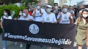 İzmir Baro Başkanı Yücel: Feyzioğlu da çok iyi biliyor neden yürüdüğümüzü