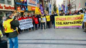 İzmir Eğitim Sen: Elbet direnenler kazanacak