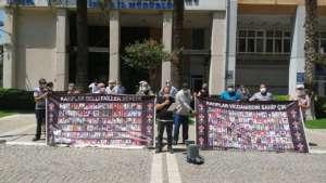 İzmir'de Şeyhmus Eroğlu'nun akıbeti soruldu