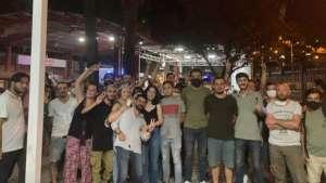 İzmir'de Suruç anmasında gözaltına alınan 10 kişi serbest bırakıldı