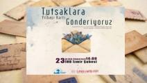 İzmir'de, 'Tutsaklara Yılbaşı Kartı Gönderiyoruz' etkinliği