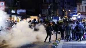 Kadıköy direniş alanına çevrildi: Baş eğmiyoruz I 104 kişi gözaltına alındı!