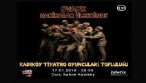 Kadıköy Tiyatro Oyuncuları Topluluğu 'Aslan Asker Şvayk'ı sahneliyor