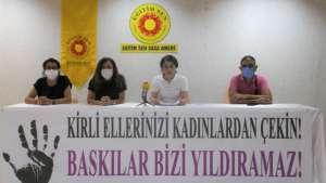 'Kadına yönelik işlenen suçlar politiktir'