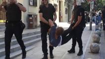 'Karne eylemi' yapan liseliler beraat etti