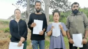 Kazdağları direnişçilerine ceza yağdı