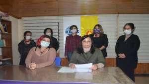 KESK Mersin Kadın Meclisi: İsyandayız!