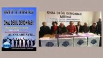 KESK'ten  14 Ocak Bakırköy mitingine çağrı