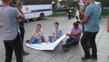 KHK ile ihraç edilen Nursel Tanrıverdi, Selvi Polat, Engin Karataş  gözaltına alındı