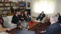 Kılıçdaroğlu'ndan Ahmet İsvan'a ziyaret