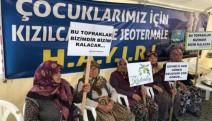 """Kızılcaköy halkı Jeotermal enerji santralına karşı  """"Direnişe devam edeceğiz"""" dedi"""