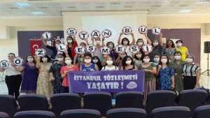 Kocaeli İstanbul Sözleşmesi İnisiyatifi: Haklarımızdan vazgeçmeyeceğiz
