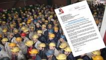 Maden işçilerine uluslararası destek