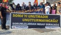 """Madenci aileleri: """"Bizler tanığıyız. Soma'da yaşanan katliamdır."""""""