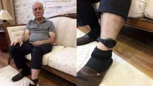 Mahmut Alınak'ın ayaklarına kelepçe takıldı