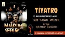 """""""Mahzuni Şerif"""" oyunu Avcılar Barış Manço Kültür merkezinde oynanacak"""