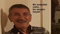 Mehmet Saim Sağnak Mersin'de Akdenizin ılık sularına uğurlandı