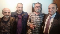 Menderes Samancılar en İyi oyuncu ödülünü Suriyeli çocuklara adadı