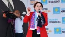 Meral Akşener: İşsiz her bir gence 500 lira vatandaşlık maaşı vereceğiz