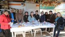 Mersin Mezitli'de Tohum Takas Şenliği yapıldı