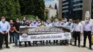 Meslek örgütleri: Muhalefetin sesi kısılmak isteniyor