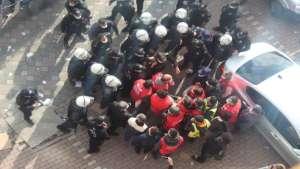 Metal işçilerine polis saldırısı Kadıköy'de protesto edilecek