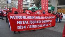 Metal işçisi iş bırakacak