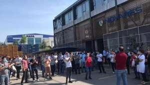 Novares'te grev kararı asıldı
