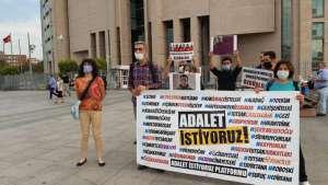 """""""Öğretmen Sibel Balaç ve Yüksel Direnişçileri serbest bırakılsın"""""""