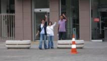 Öğretmenler Nursel Tanrıverdi,Selvi Polat ve Engin Karataş adli kontrol şartı ile serbest