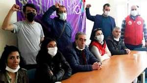 Ortak mücadele için Birlik Platformları halka halka büyüyor I Direnişteki işçiler de platform kurdular