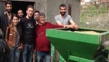 Ovacık'tan Eskişehir'e kardeşlik tohumu