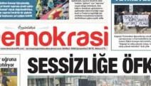 Özgürlükçü Demokrasi gazetesi ve matbaasına kayyım atandı: Gözaltılar var