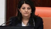Pervin buldan Diyarbakır'da gözaltına alındı