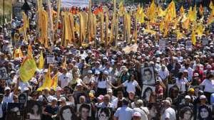 PSAKD Genel Başkanı Kaplan: Bir kişi de bin kişi de olsa yürüyeceğiz