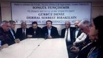 PSAKD: Songül Tunçdemir ve Gürbüz Deniz derhal serbest bırakılmalı