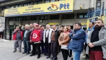 'PTT, 14 işçiyi sendikalı oldukları için işten çıkardı'