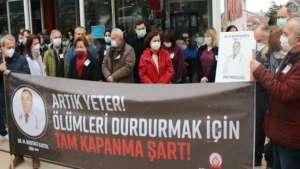 'Sağlık çalışanları kıyımla karşı karşıya'