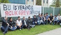 Sakarya'da grev ve açlık grevindeki işçiler destek bekliyor