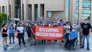 Saldırıya uğrayan gazetecilerden Çağlayan'da açıklama