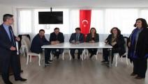 """Samsun'da İstiklal İlkokulu """" Umut ol"""" projesi başlattı"""