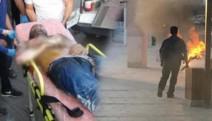 Şanlıurfa'da bir genç 'İşsizim ve açım' diyerek kendini yaktı!