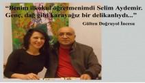 Selim öğretmenin ardından...