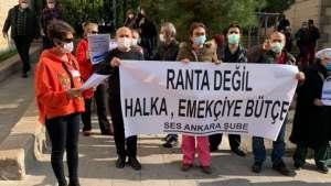 SES'ten Sağlık Bakanlığı bütçesine tepki