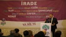 Sezai Temelli: Türkiye'nin acil yerel demokrasiye ihtiyacı var
