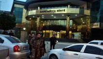 Siirt Belediyesi'ne polis baskını