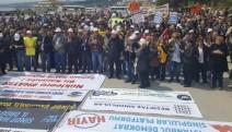 Sinop'ta 5 bin kişi Nükleer Santrala karşı yürüdü