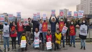 Şirinevler ve Esenyurt'ta 24 Ekim mitingine çağrı