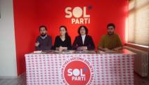 SOL parti'den çalışmalarına ve hedeflerine ilişkin açıklama